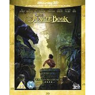 The Jungle Book [Blu-ray 3D] [2016]